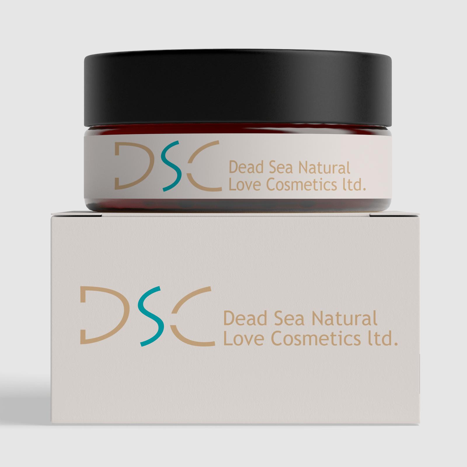 DSC - עיצוב לוגו לחברת שיווק למוצרי קוסמטיקה